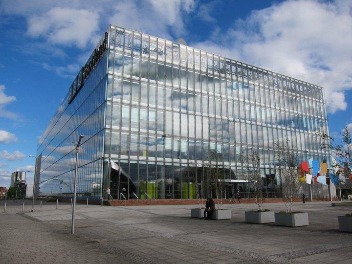 The BBC in Glasgow, Scotland