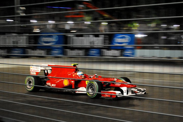 One team is inseparable from rosso corsa, and that is Ferrari