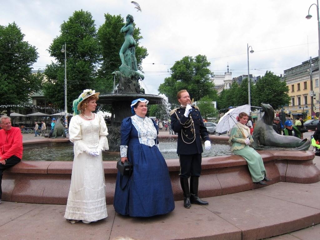 The Best of the Helsinki Day Festivities