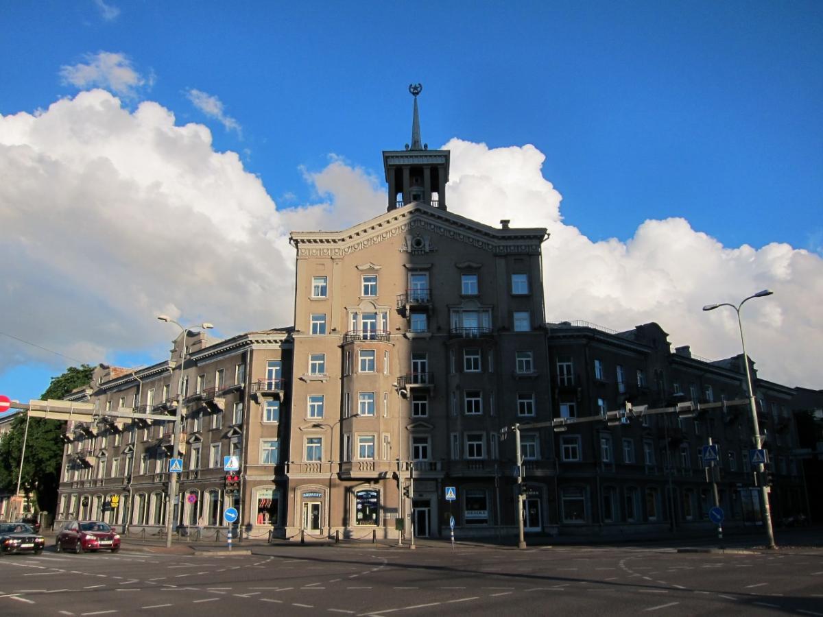 Tallinn Soviet-era architecture