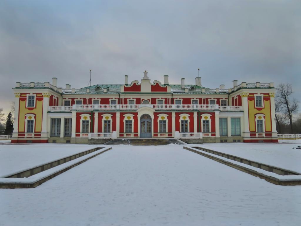 Things to do in Tallinn - Kadriorg