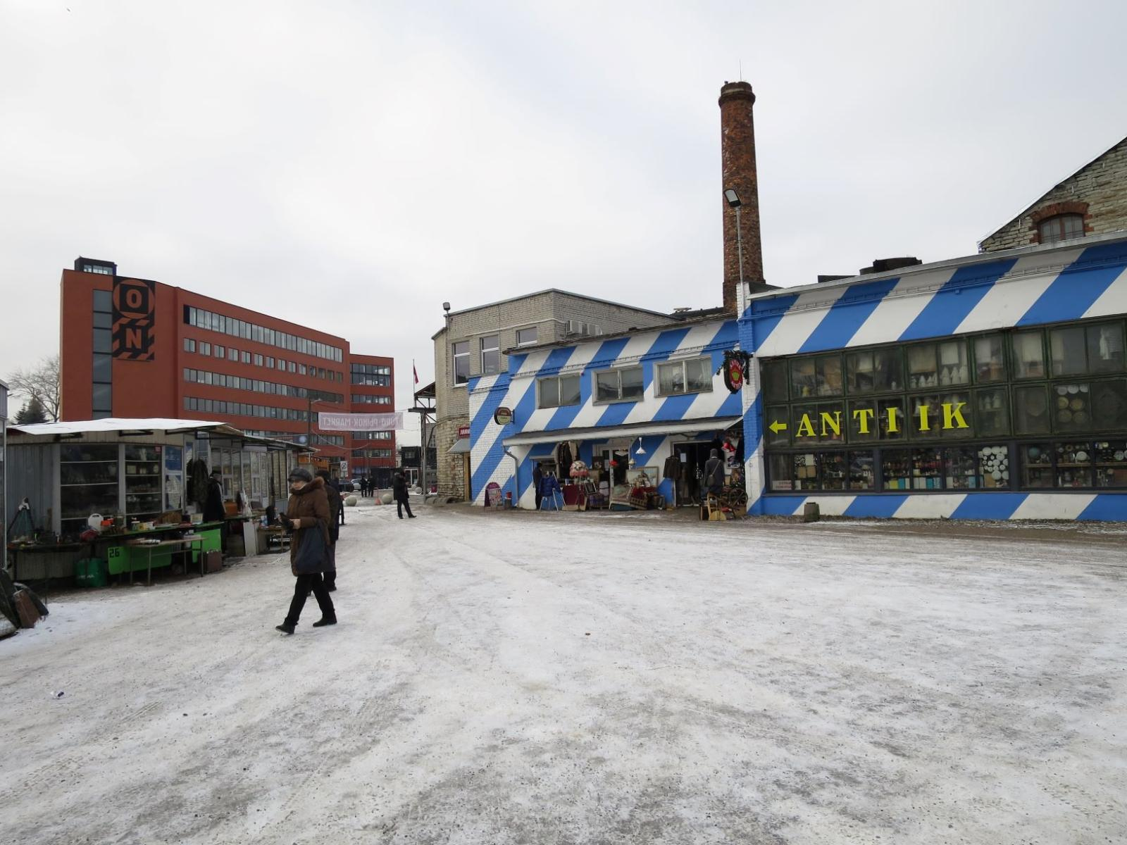 Things to do in Tallinn - Telliskivi