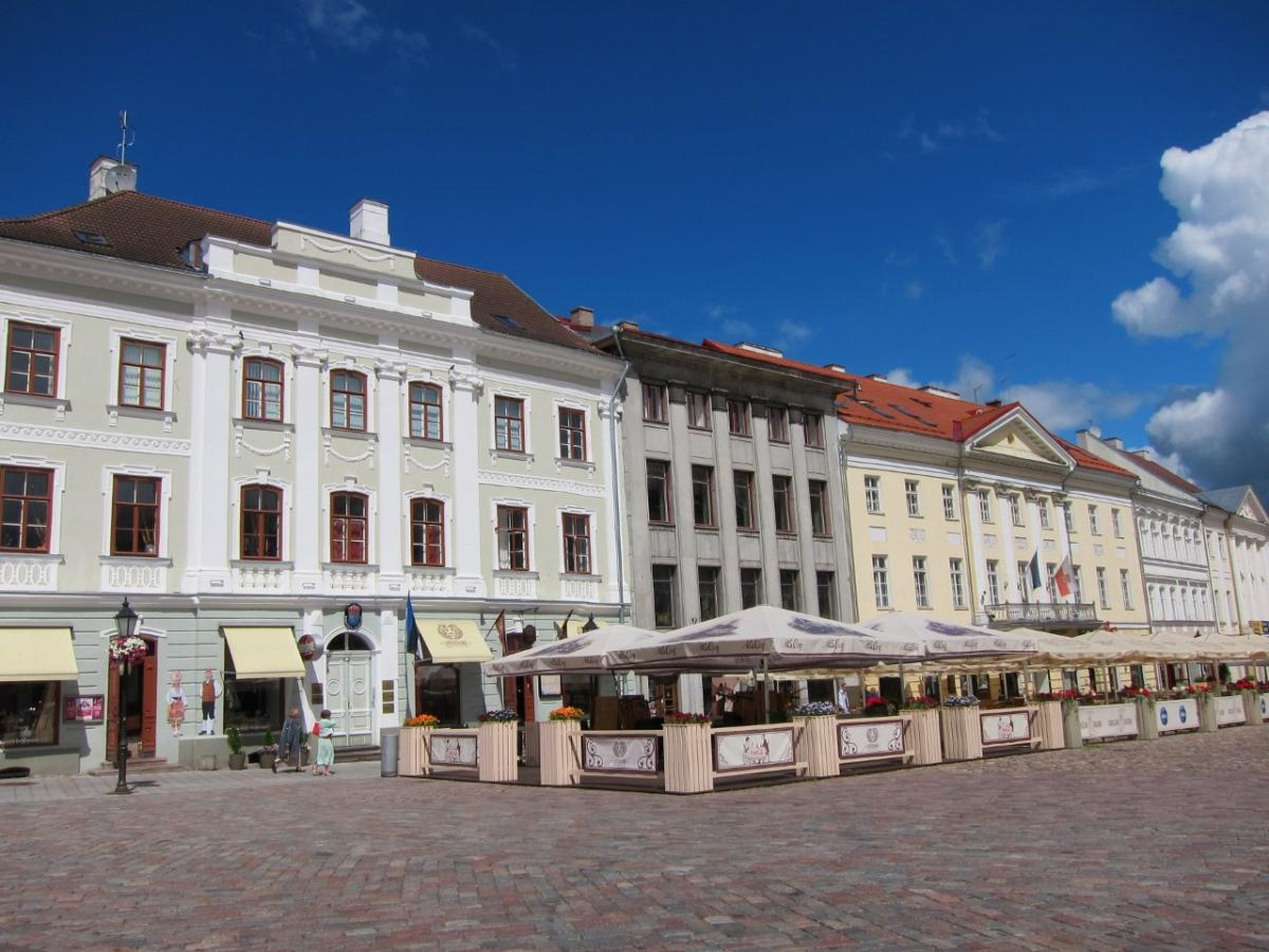 Tartu's Must-See Treasures
