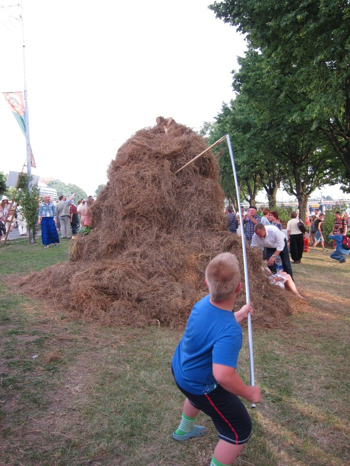 The needle in the haystack.