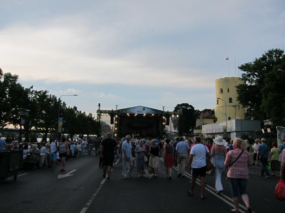 midsummer carnival Krastmala