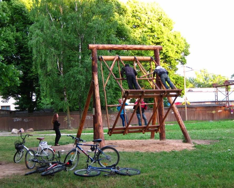The Estonian Swing Experience