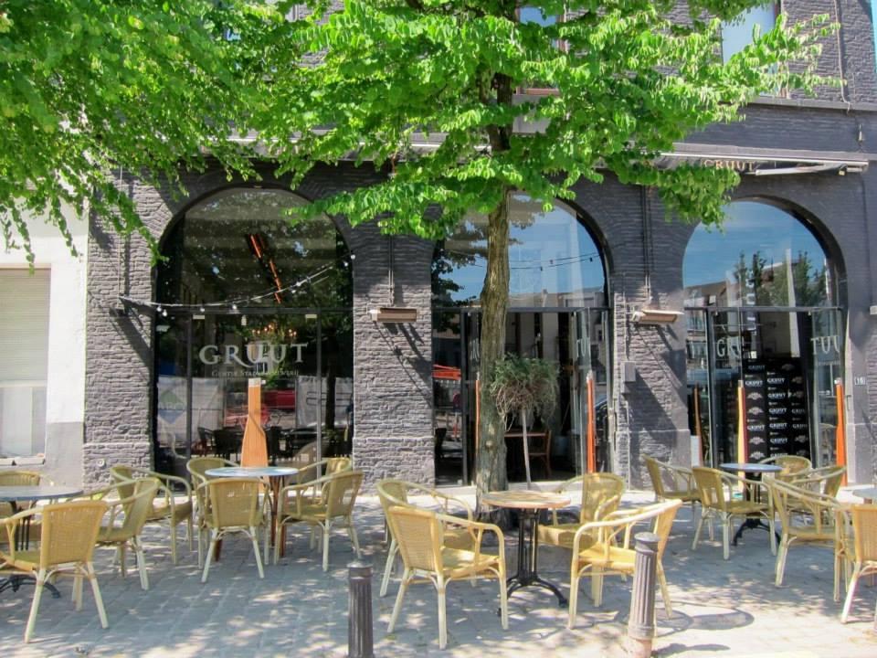 The Gruut beer garden