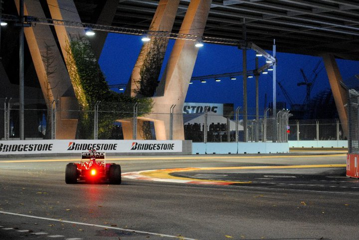 5 Singapore GP Tips No One Talks About