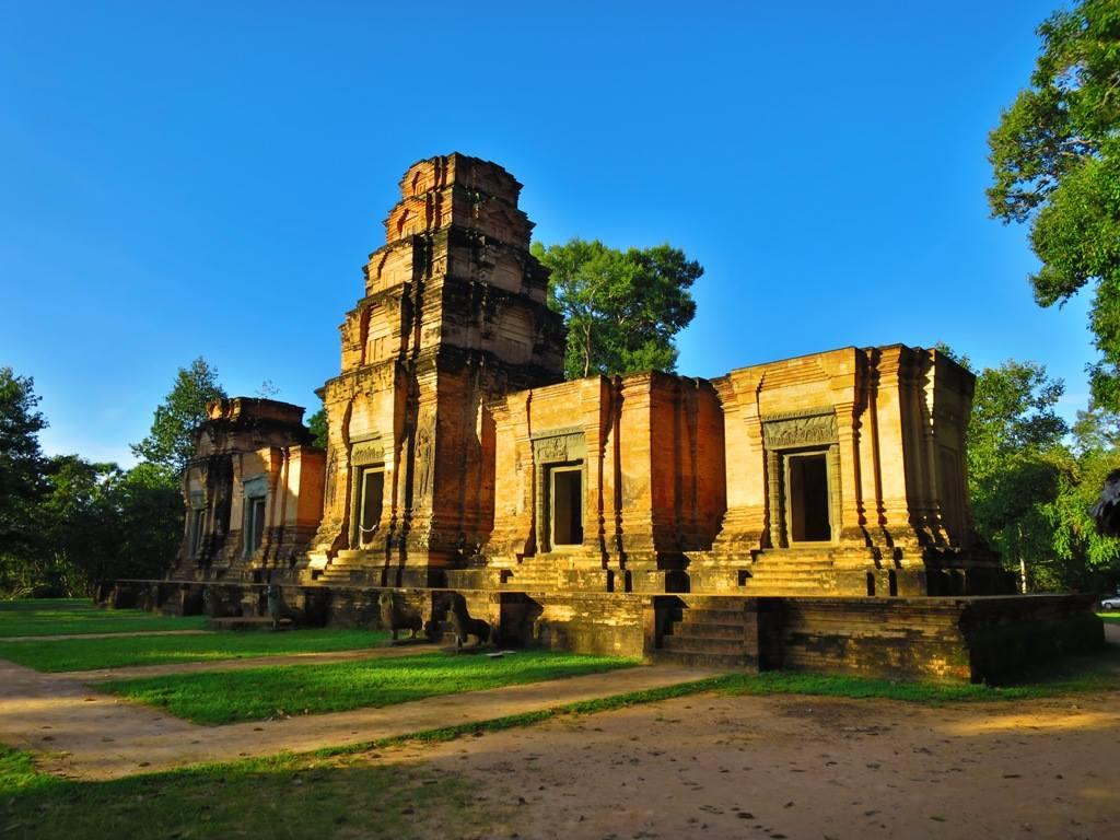 Prasat Kravan, Angkor, Siem Reap