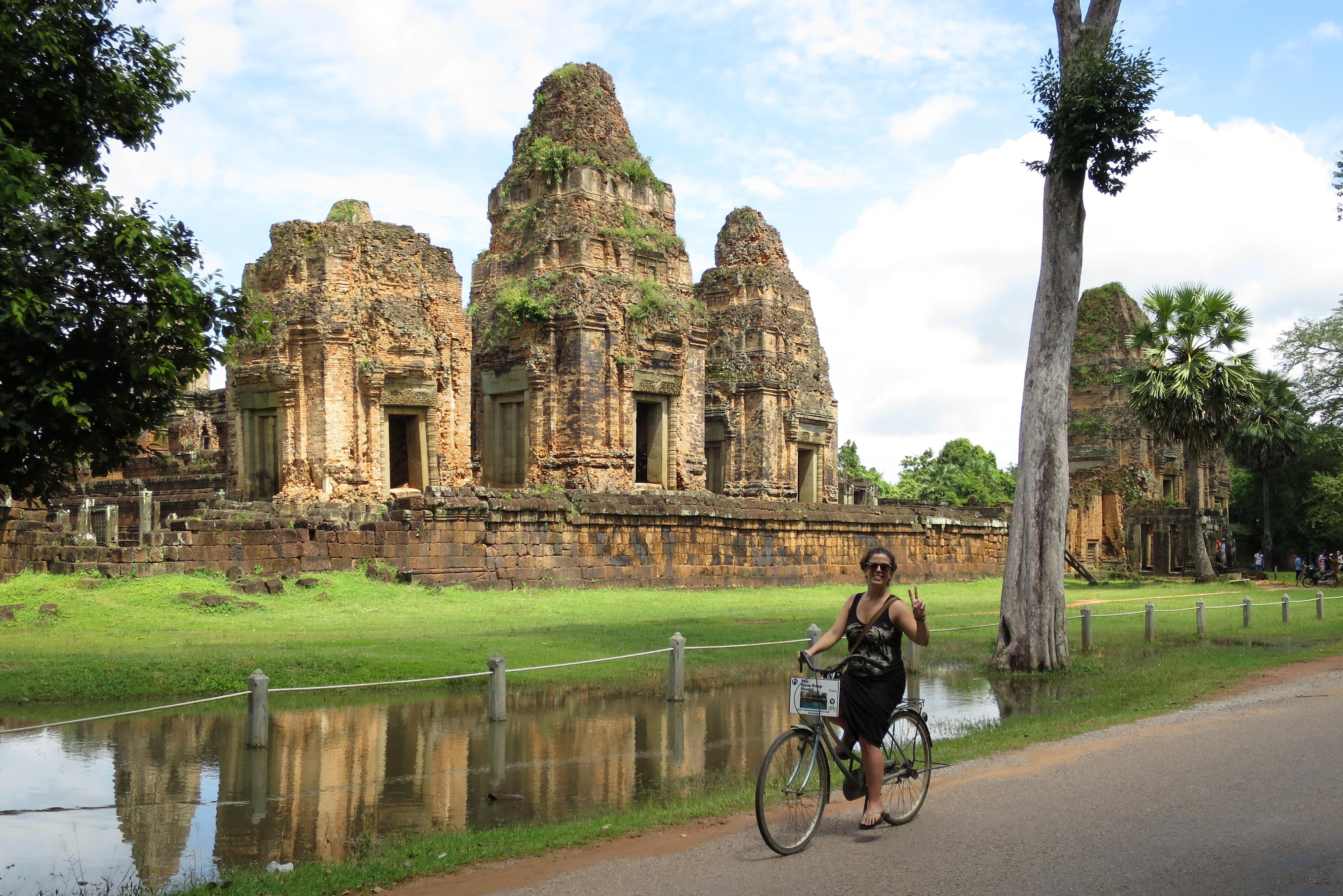 Cycling Angkor & The Grand Circuit