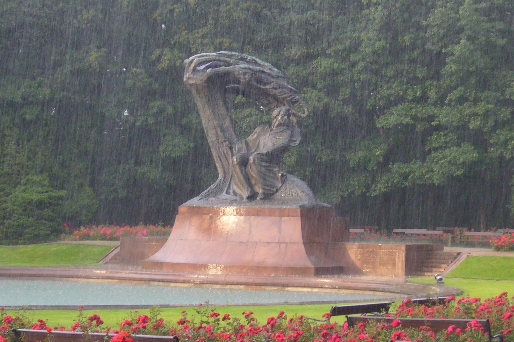 Warsaw storm