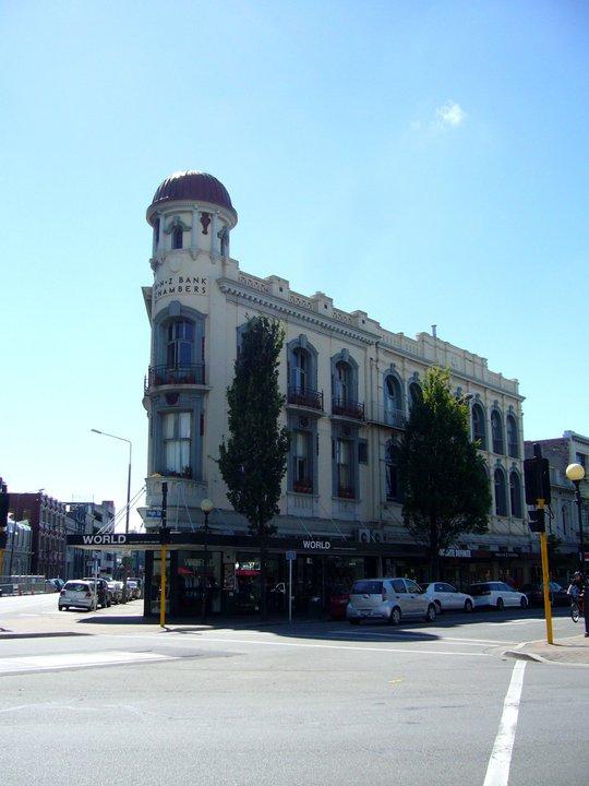 Street on Christchurch