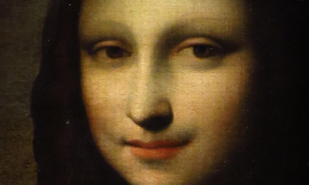 "Impressions of Leonardo da Vinci's ""Earlier Mona Lisa"""