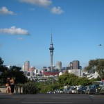 10 Views of Auckland's Sky Tower