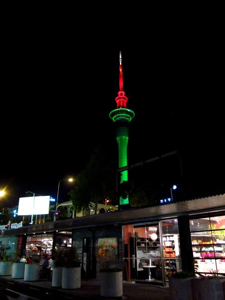 Sky Tower Mandela