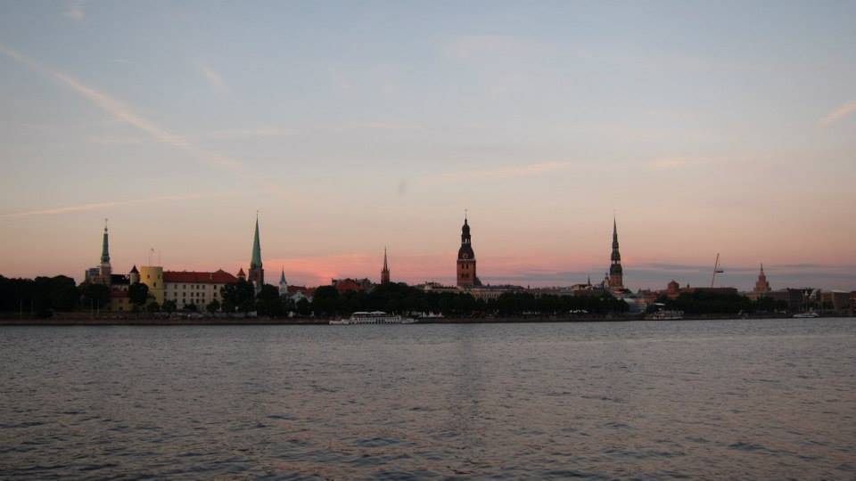 The Eye-Catching Architecture of Rīga