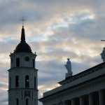 Vilnius After Dark