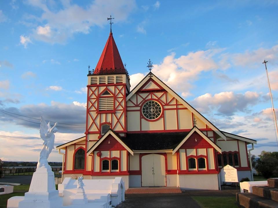 St Faith's Church, Rotorua