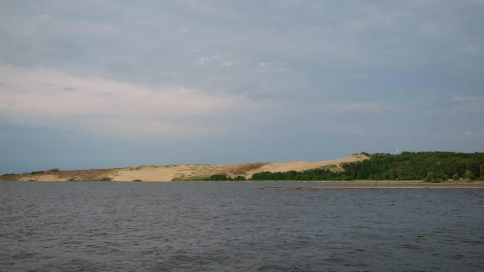 Parnidis dune Neringa