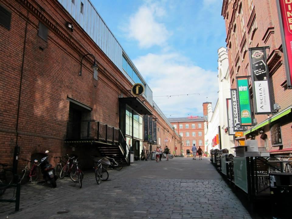 Finlayson factory