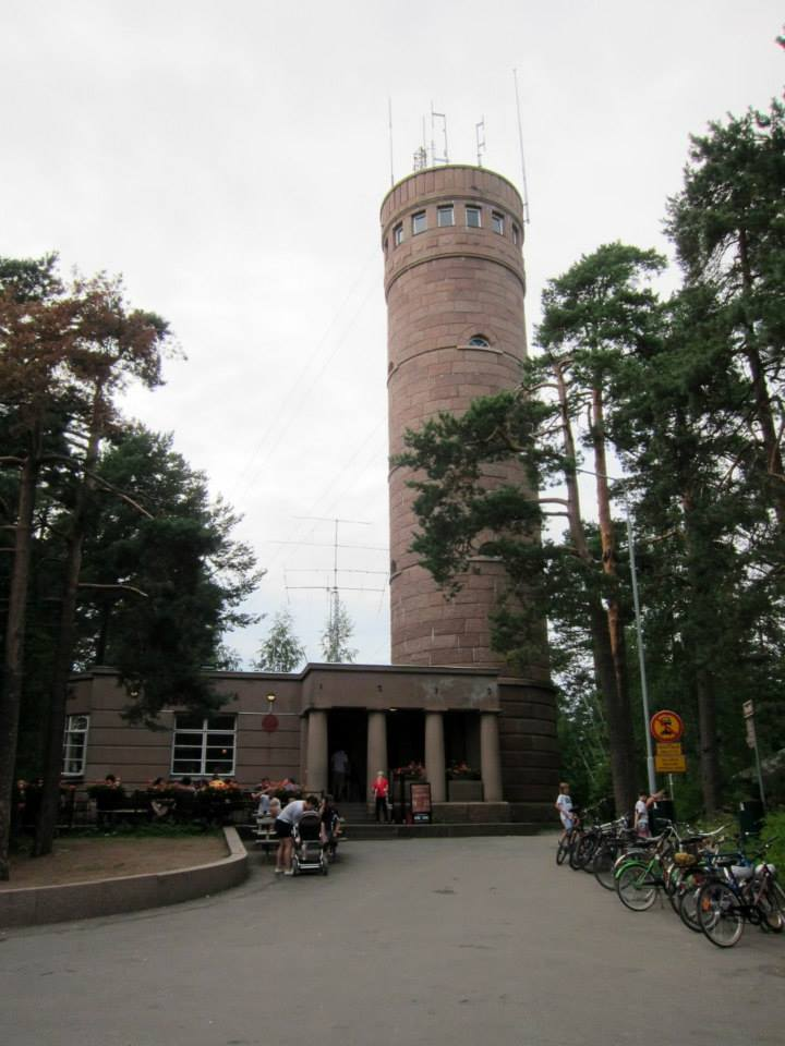 Pyynikki observation tower
