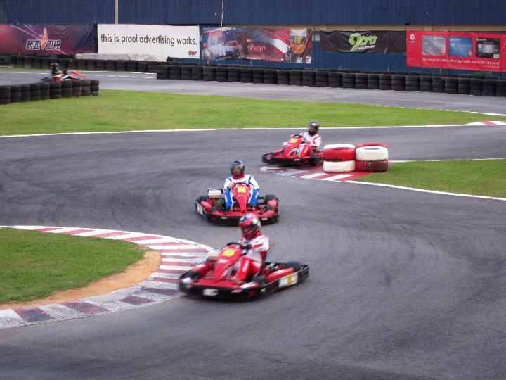 A Quick Guide to Singapore Go-Karting Tracks