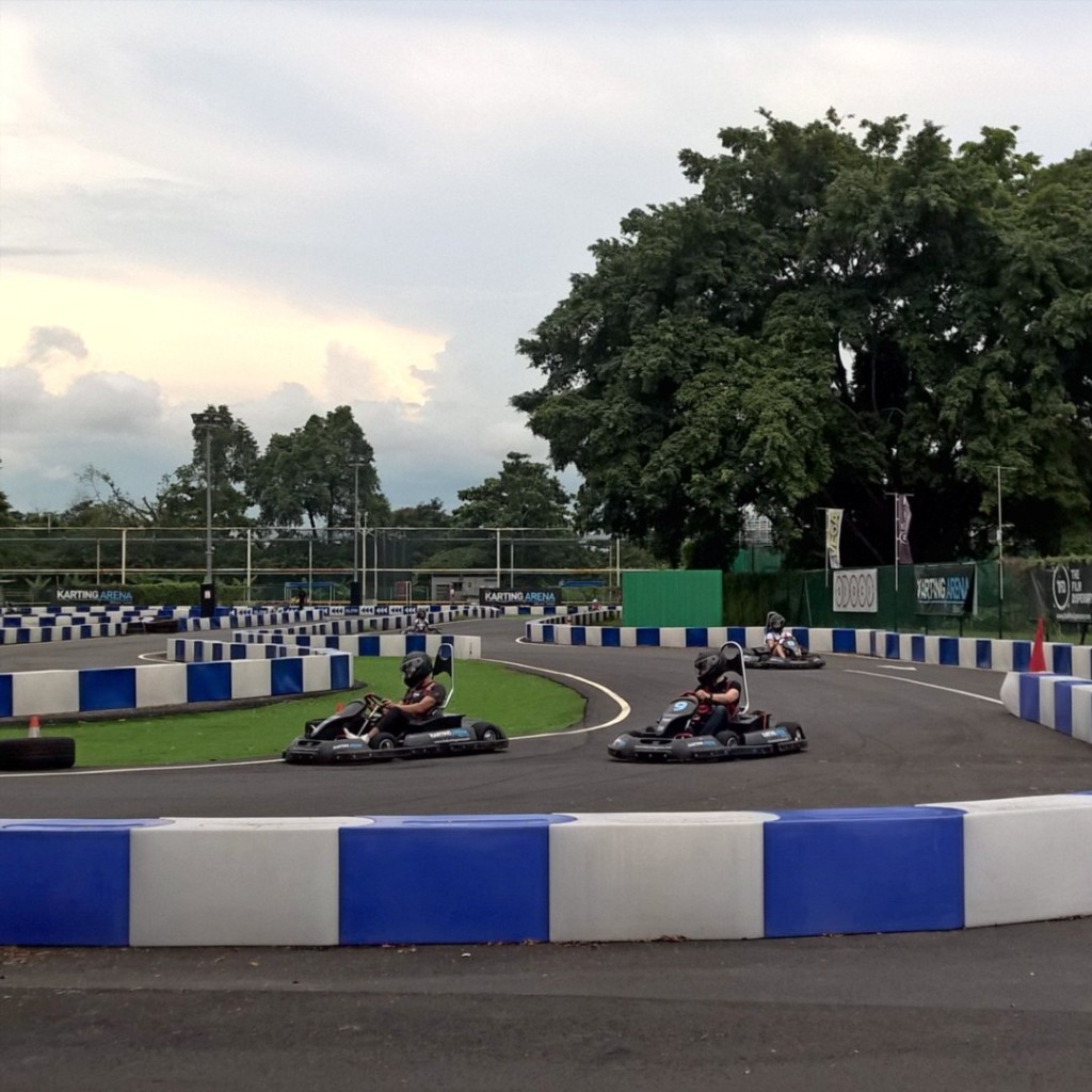 The Karting Arena