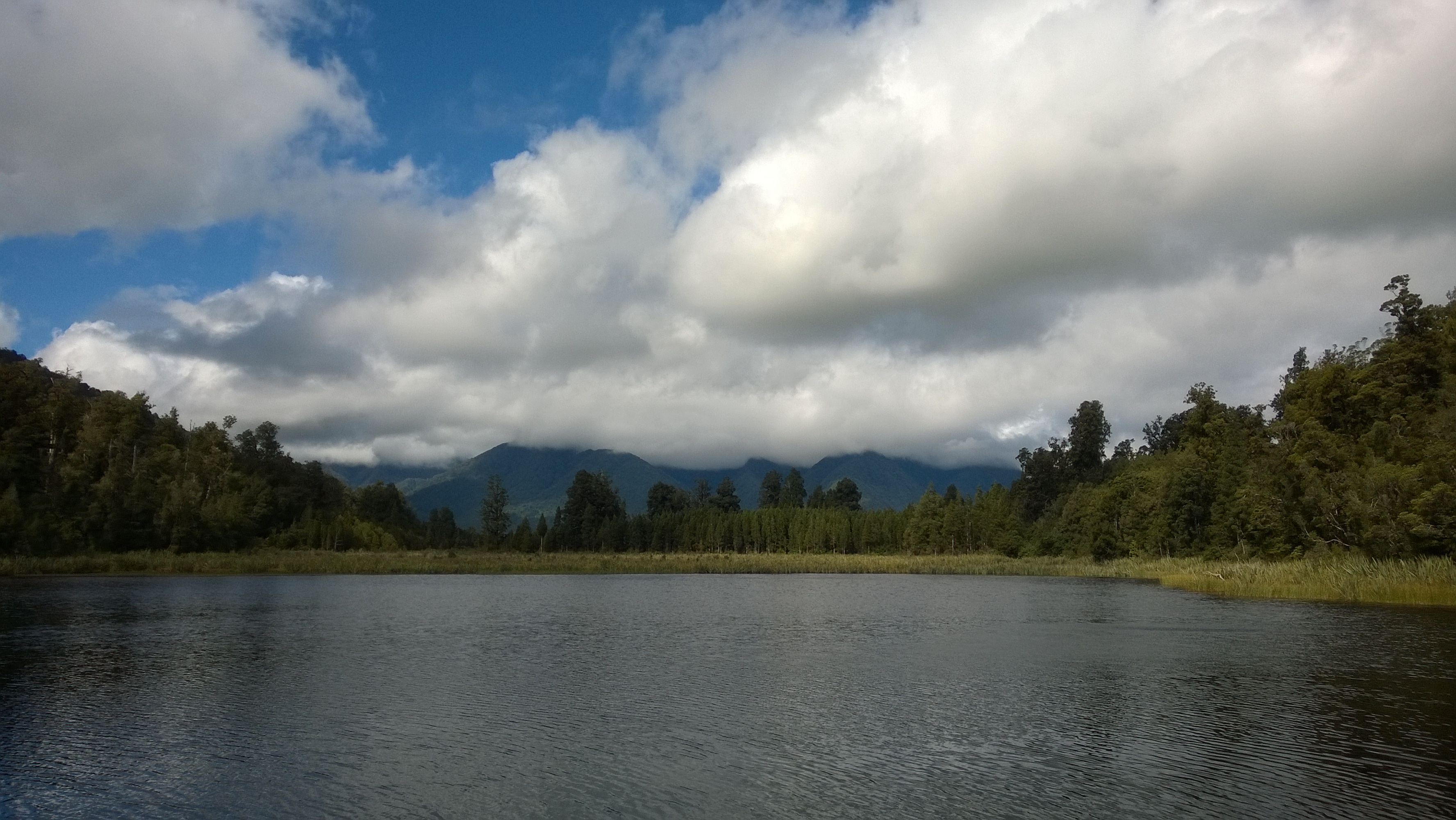 Lake Matheson view