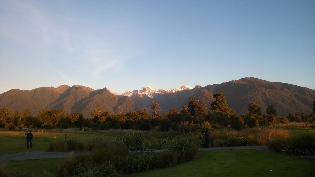 How I Got the Ultimate Lake Matheson View