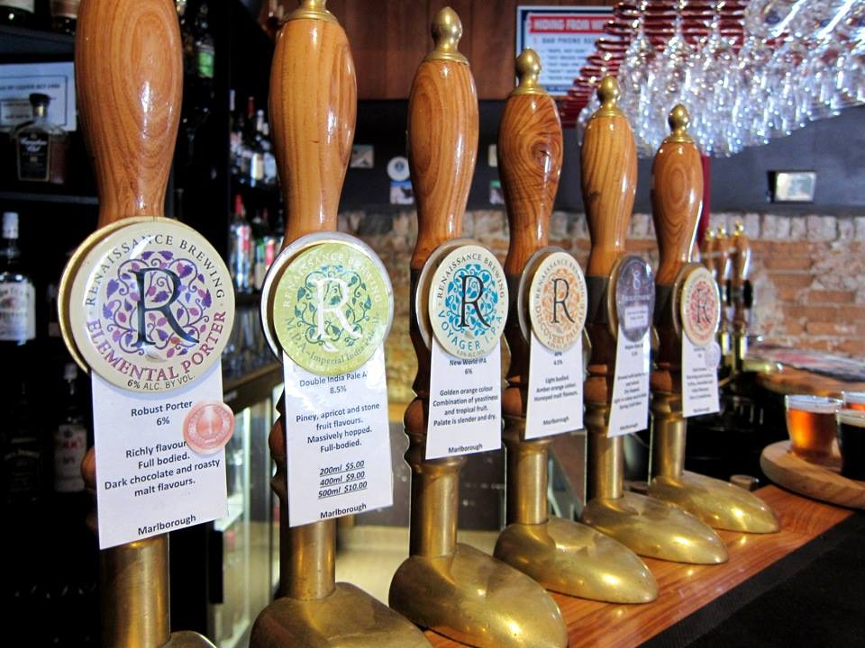 9 Great Places to Sample NZ Craft Beer