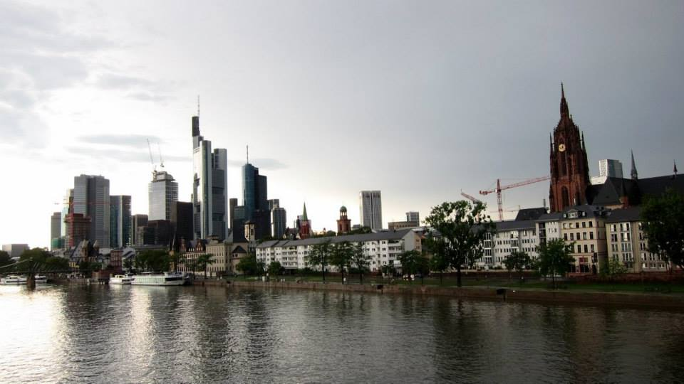 Frankfurt layover
