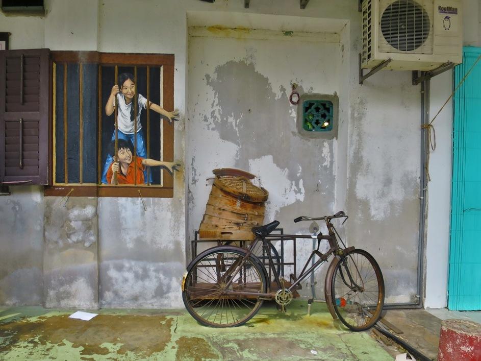 The Umpteenth Post About Penang Street Art