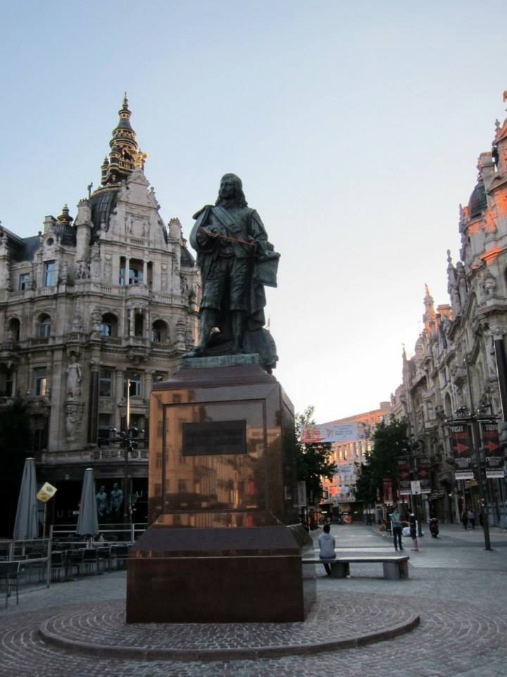 Antwerp in one day