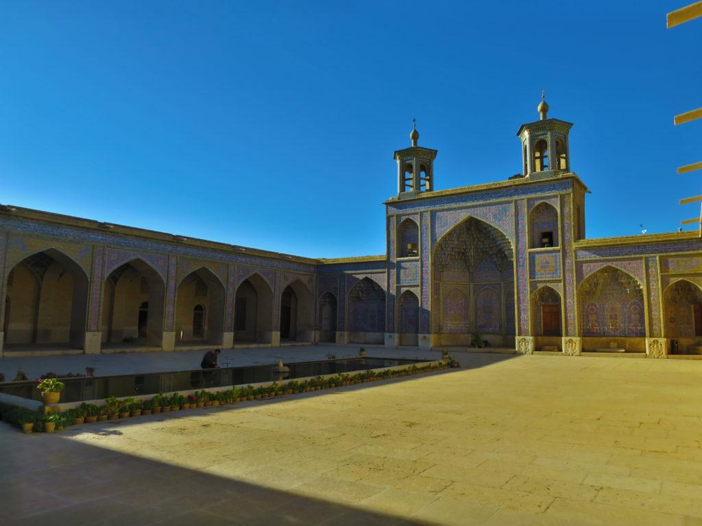 Nasir ol-Molk courtyard