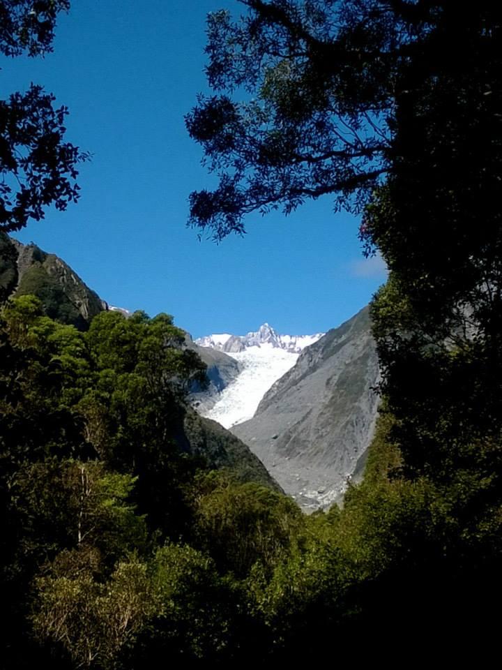 Glacier View Road