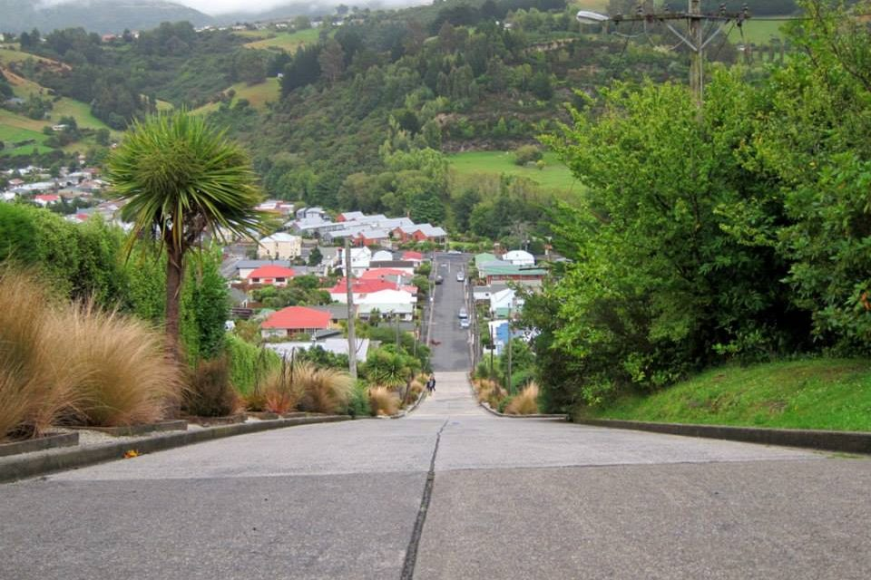 Baldwin Street: How Steep is the World's Steepest Street?