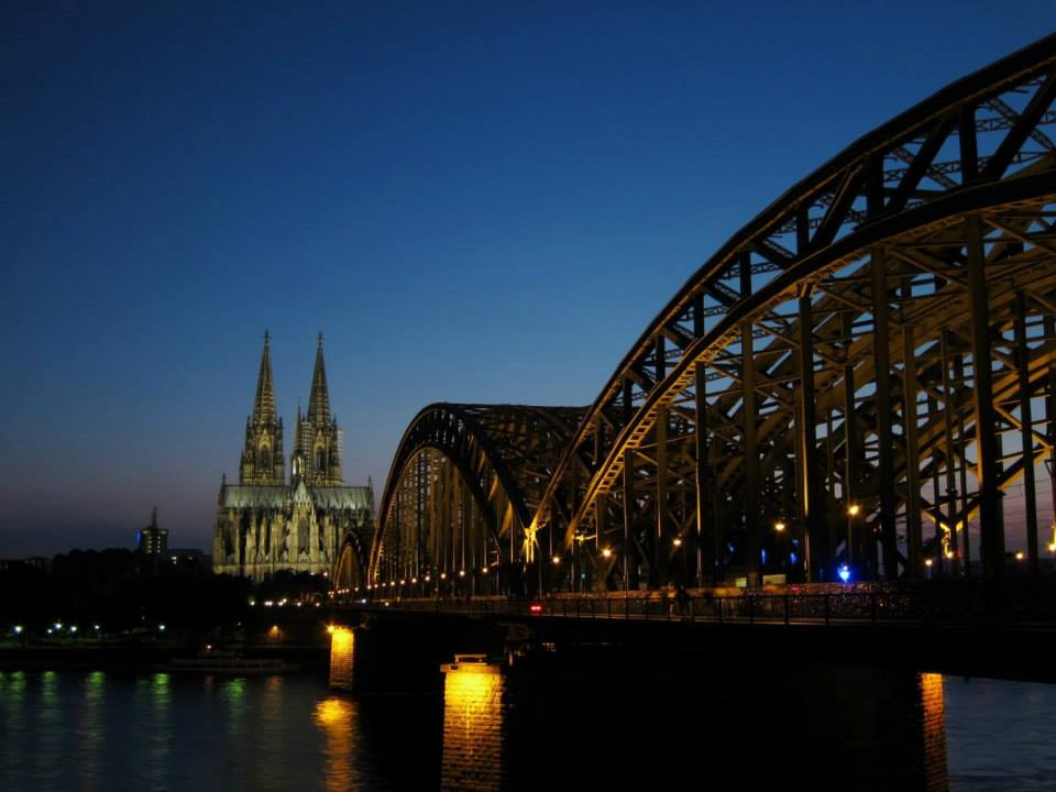 Cologne Cathedral: One Look Isn't Enough!