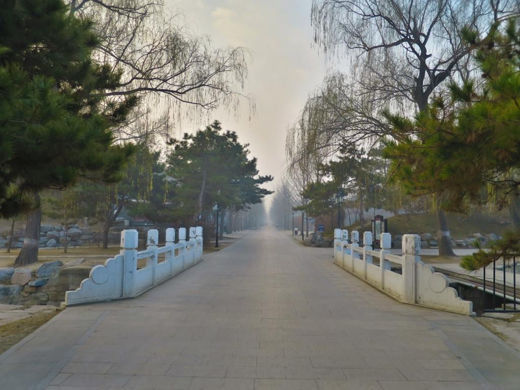 Old Summer Palace Beijing