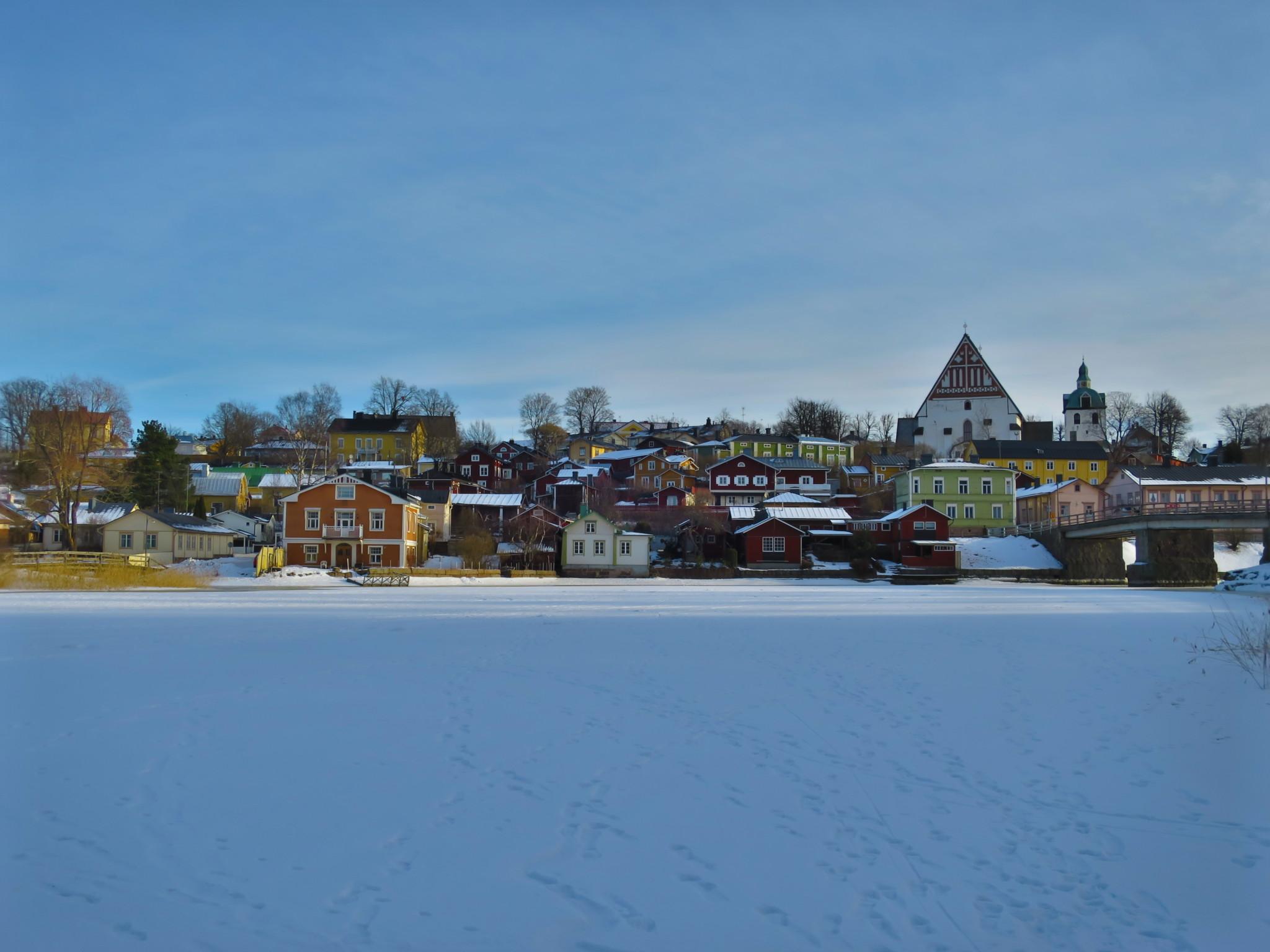 4 days in Helsinki