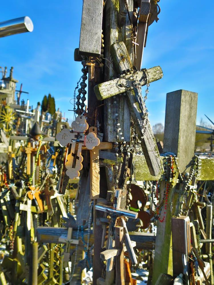 Transport to Hill of Crosses