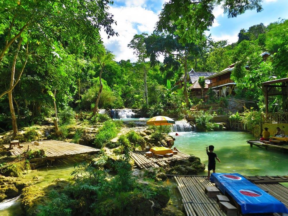 Kuang Si Falls tip