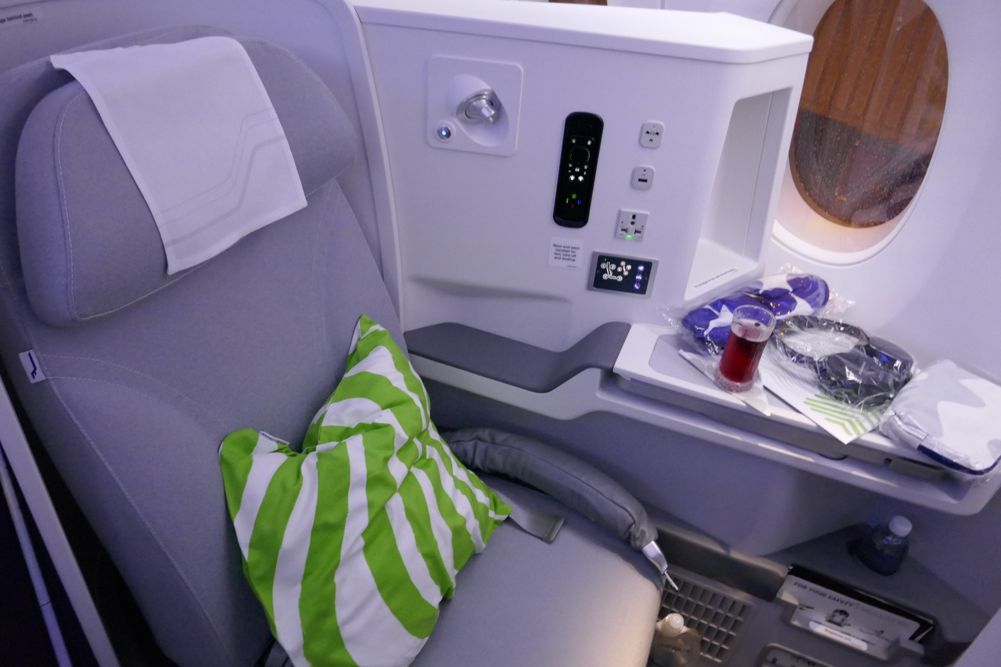 Finnair A350 Business Class and Economy Comfort Review
