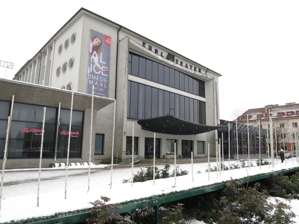Endla Theatre 2018