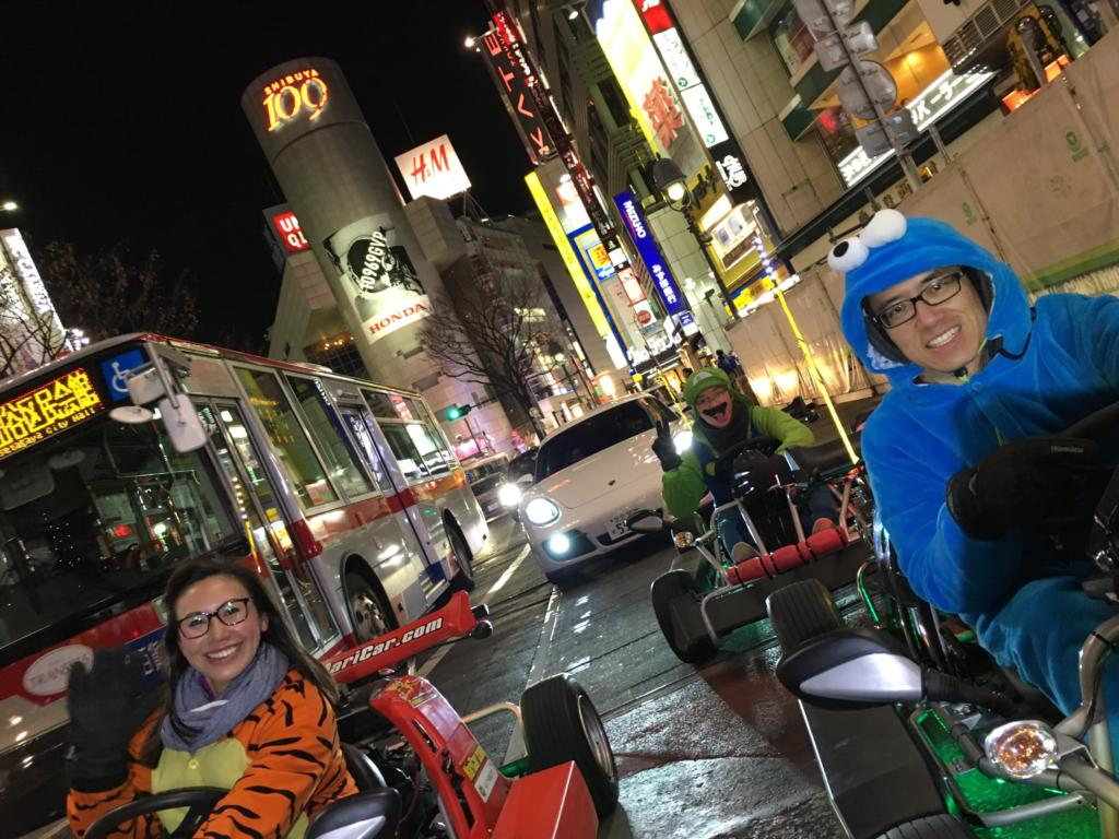 MariCAR Tokyo: The Insanity of Go-Karting on Public Streets