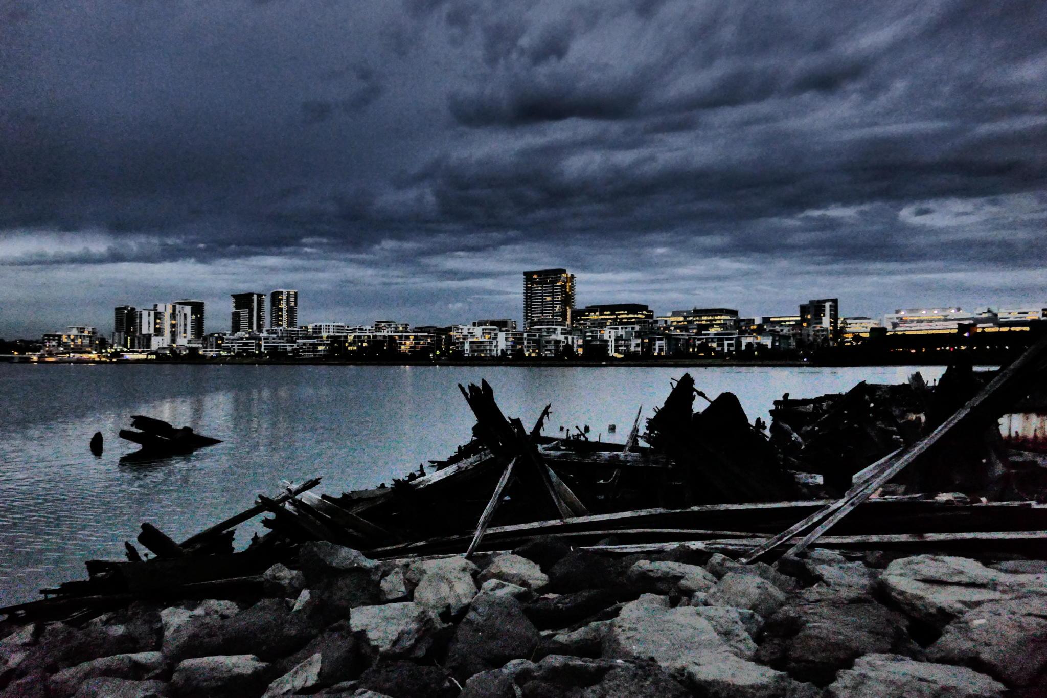 Shipwreck Point Sydney