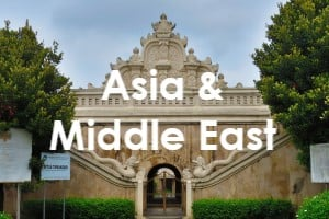 Asia Middle East image