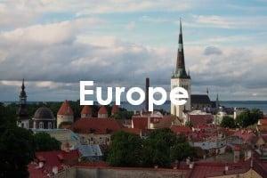 Rambling Feet Europe image