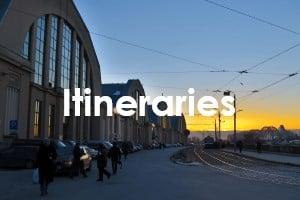 itineraries image