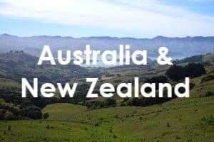 Australia New Zealand image