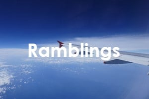 rambling image